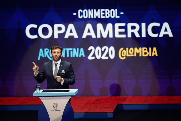 Coronavirus: la Copa America reportée à 2021
