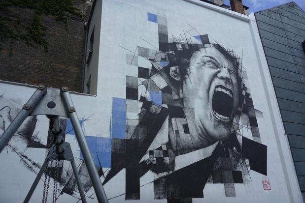 Wanted! Des artistes de street art pour embellir la station Simonis
