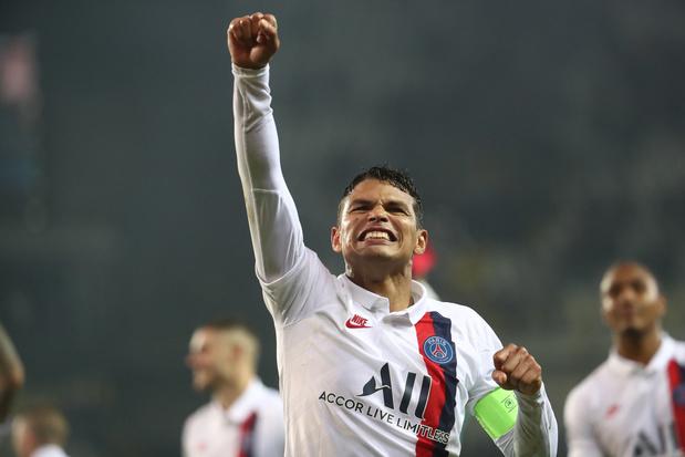 Thiago Silva, Choupo-Moting et Sergio Rico vont terminer la saison avec le PSG