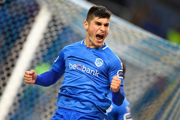 Malinovskyi quitte Genk pour l'Atalanta Bergame