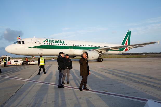 Un plan de sauvetage d'Alitalia passerait par la perte de 1000 emplois