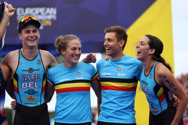 Alles over dag 8 van de Spelen: Hammer Time voor Belgische aflossingsploegen