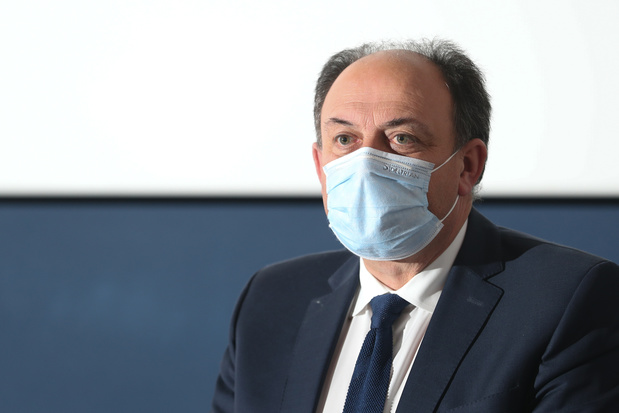 Covid: Willy Borsus évoque des aides wallonnes supplémentaires