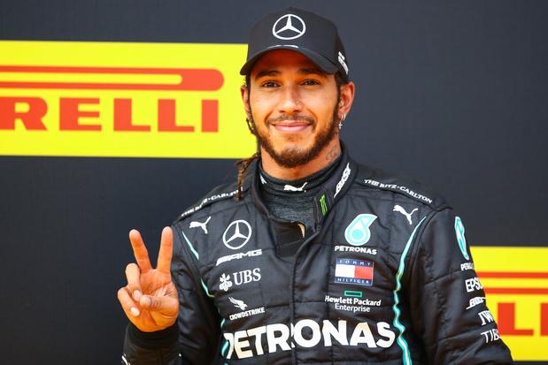 F1: Lewis Hamilton ouvre son compteur de victoires au GP de Styrie