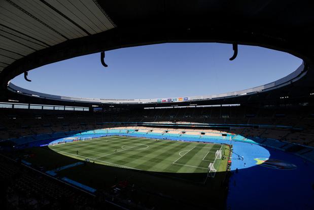 Het bijzondere verhaal van La Cartuja, het stadion waar België Portugal bekampt