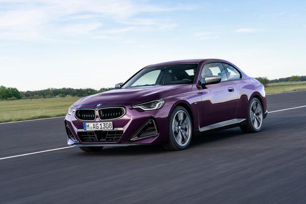BMW Série 2 Coupé, surprise de style