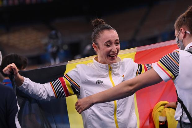 Tokio 2020, unieke Spelen met een gouden randje voor Team Belgium