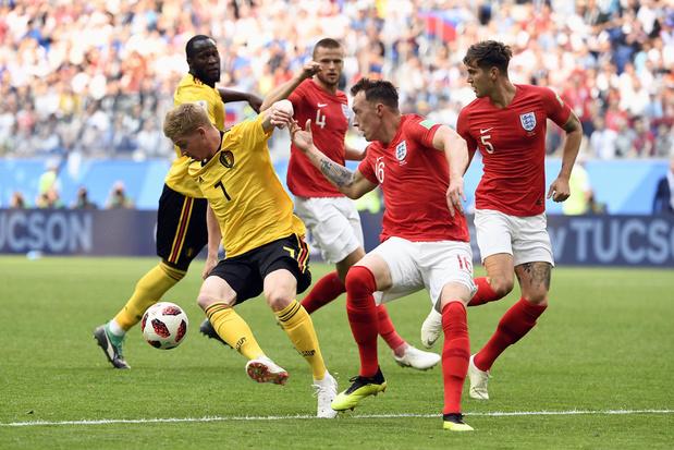 Zo winnen de Rode Duivels tegen Engeland (VIDEO)