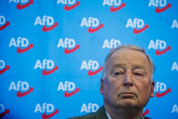 L'extrême droite allemande tentée par la radicalisation