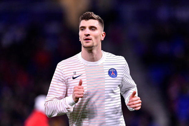 Meunier haalt uit naar PSG: 'Als het van hem afhing, had ik gratis voor de club moeten voetballen'