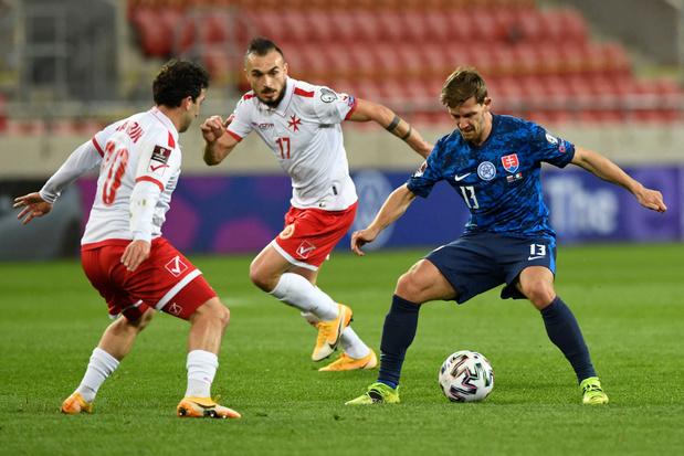 Patrik Hrosovsky (KRC Genk): 'De tweede ronde op het EK lijkt realistisch voor Slovakije'