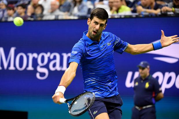 Djokovic s'essaie au sumo (vidéo)