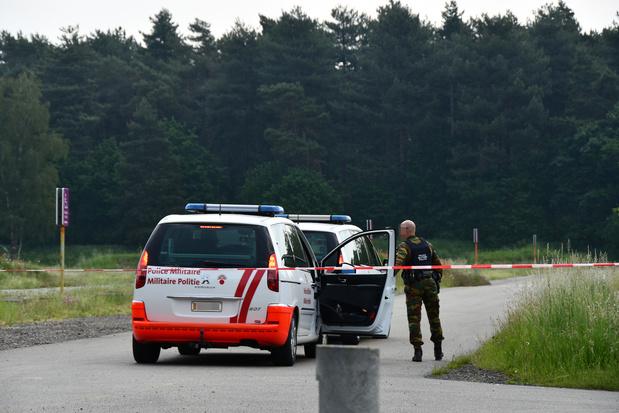 Jürgen Conings: un sac à dos avec munitions a été retrouvé