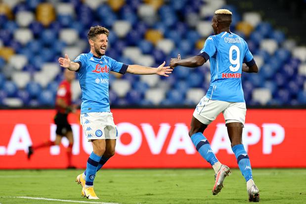 Coronavirus: Naples absent contre la Juventus à l'heure prévue du coup d'envoi