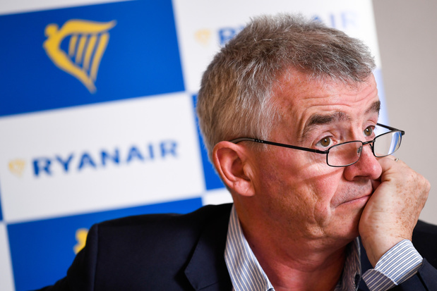 Ryanair demande un effort salarial de 20% aux pilotes et de 10% au personnel de cabine