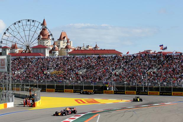 Formule 1 voegt met Mugello (Italië) en Sotsji (Rusland) twee nieuwe races toe aan kalender