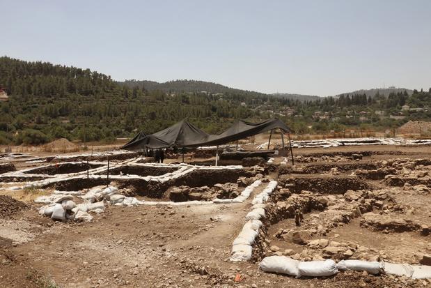 Un site du Néolithique vieux de 9000 ans découvert près de Jérusalem