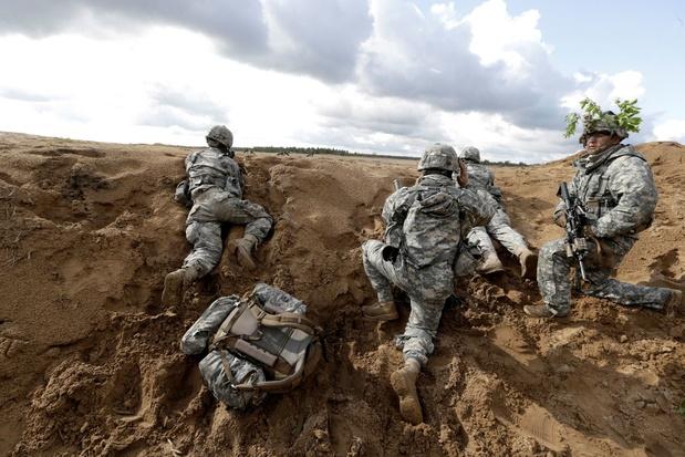 Bijna volledig verbod op transgenders in Amerikaans leger sinds vrijdag van kracht