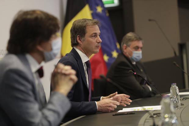 Le Comité de concertation critiqué, la date du 9 juin sur la table pour l'horeca