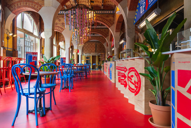 Chocoladebar Tony's Chocolonely geopend in Amsterdam