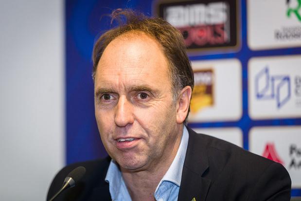 Dirk Huyck: 'Het doet mij pijn als ze zeggen dat Waasland-Beveren geen visie heeft'