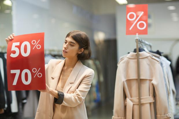 Magere koopjesperiode: winkels pleiten voor 'bubbelshoppen'