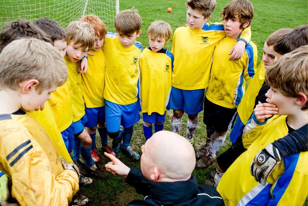 'Het is erg verontrustend wat we kinderen in het voetbal aandoen'