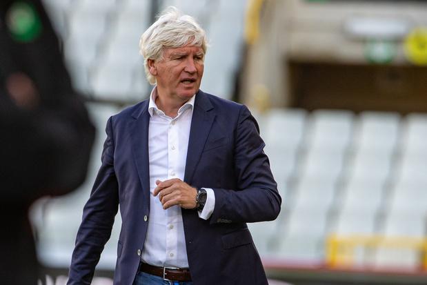 Marc Brys (OH Leuven): '30 spelers vertrokken deze zomer, dan moet je heel wat meer inpassen'