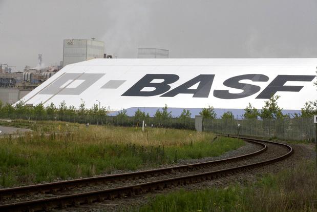 Chimie: BASF investit 500 millions d'euros à Anvers