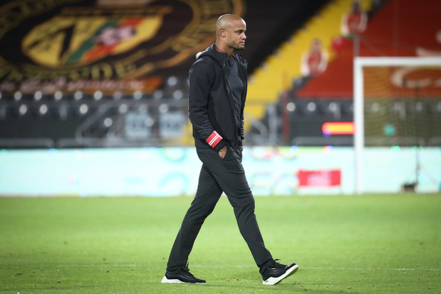 Vincent Kompany: dromer wordt tacticus