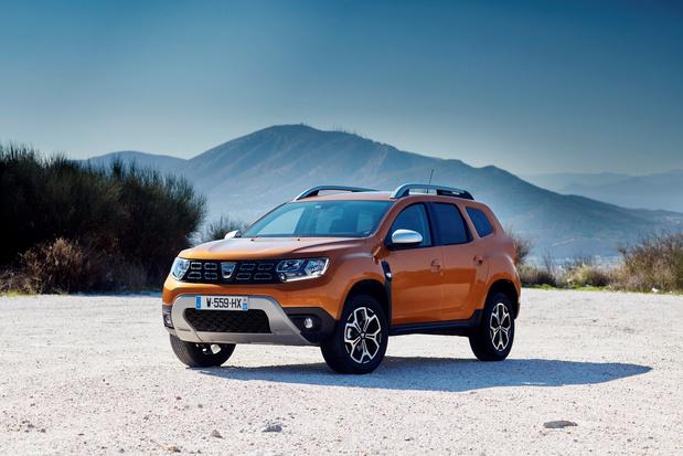 Dacia présente sa nouvelle motorisation LPG ECO-G