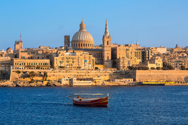 Malte ferme ses frontières aux voyageurs non vaccinés