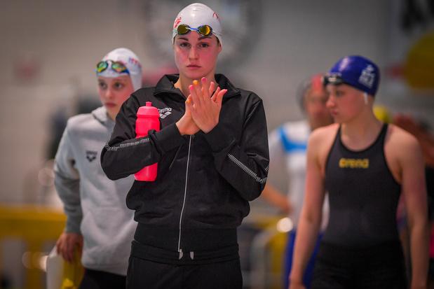 Lecluyse met record naar halve finales 100m schoolslag