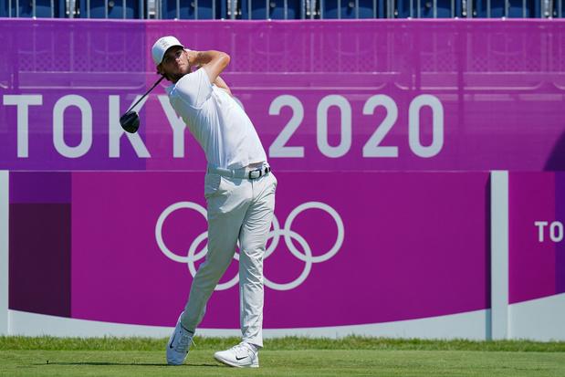 Golf: Thomas Pieters et Thomas Detry 16e et 22e aux JO