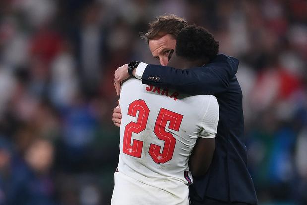 Euro 2020: l'Angleterre KO, le drame de trois jeunes et la poubelle du racisme