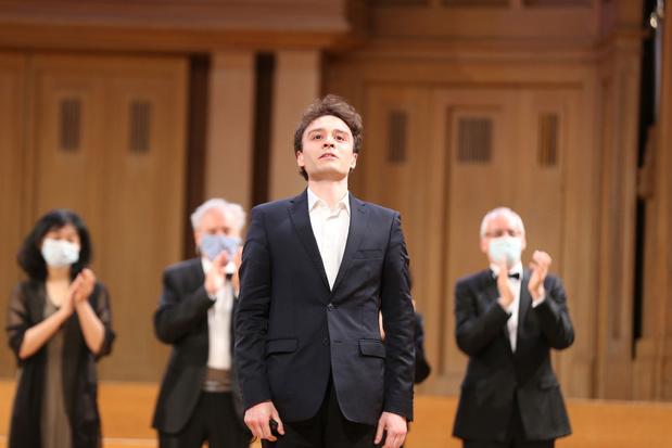 Fransman Jonathan Fournel wint Koningin Elisabethwedstrijd voor piano