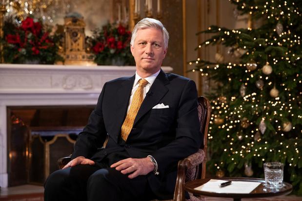 """Discours de Noël: le roi appelle à la formation d'un gouvernement """"le plus rapidement possible"""" (vidéo)"""