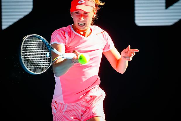 Tennis: Elise Mertens 17e mondiale, pas de mouvement dans le top 10