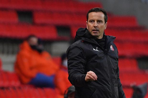 Jérémy Doku moet afscheid nemen van coach bij Rennes