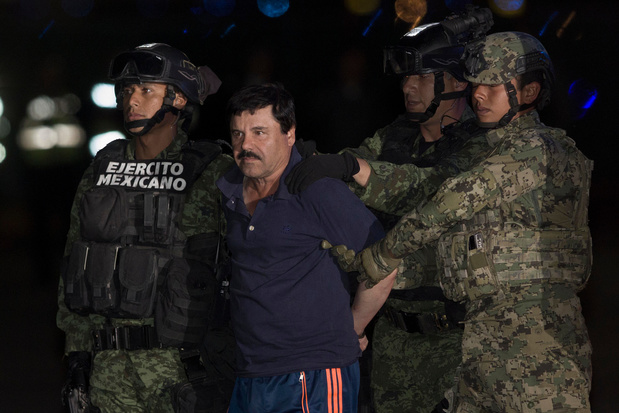 """El Chapo"", un des plus grands barons de la drogue"