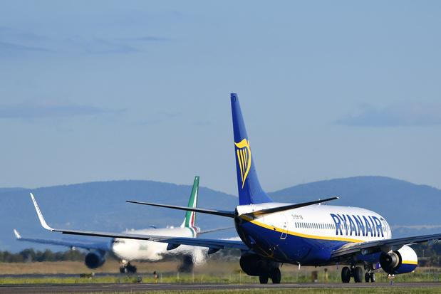 Certains Boeing 737 NG de Ryanair concernés par les problèmes de fissures
