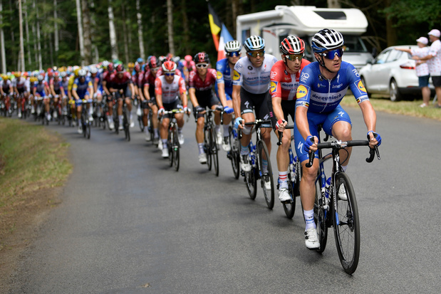 'De goede Belgische prestaties verbloemen dat dit eigenlijk geen goede Tour is tot dusver'