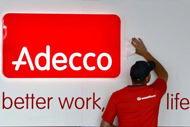 Adecco: le bénéfice net chute de 87% au deuxième trimestre