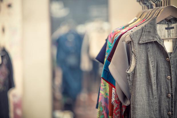 De Collectie geeft ongedragen kleding een tweede leven