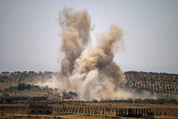 Les jihadistes de l'EI pourraient-ils être jugés en Syrie?