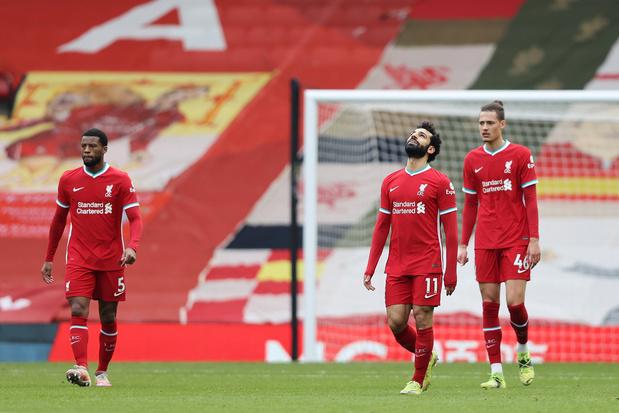 Liverpool: hoe de ballon stilaan helemaal leegloopt