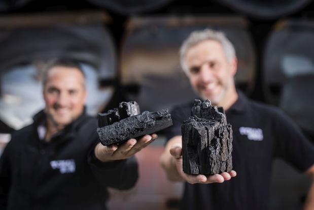 Tcharbon, premier charbon 100% belge