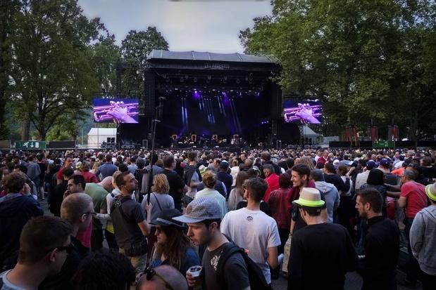 Les Ardentes blijft in Luik, maar krijgt wel nieuwe locatie