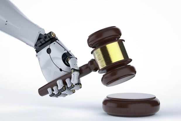 'Artificiële intelligentie in het recht: vervangt het masker de blinddoek?'