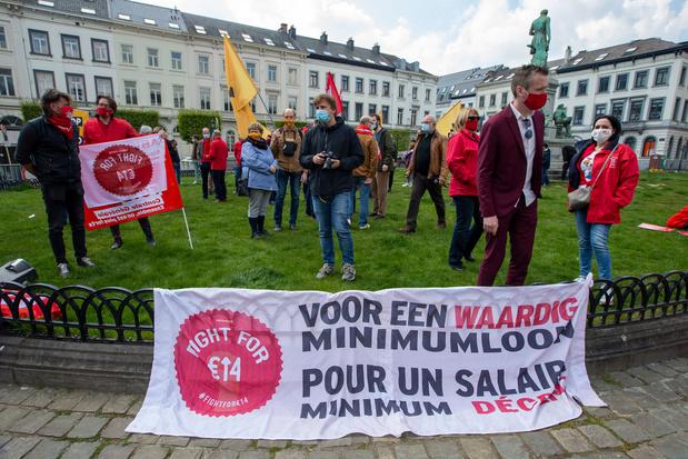 'Waarom de minimumlonen wel omhoog moeten, zelfs in België'